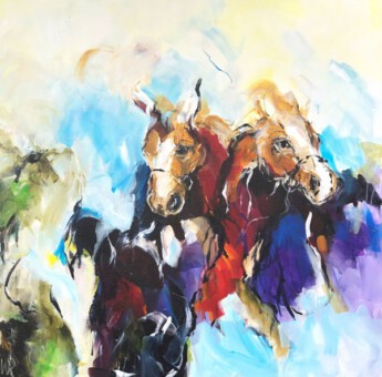 Inspired by: Nick Cave – Bright Horses